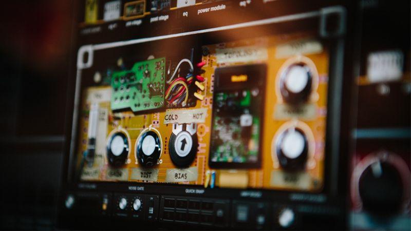 Positive GridBIAS Pedal Desktop【プラグインエフェクト】【ポジティブ・グリッド】【バイアス ペダル】【送料無料】