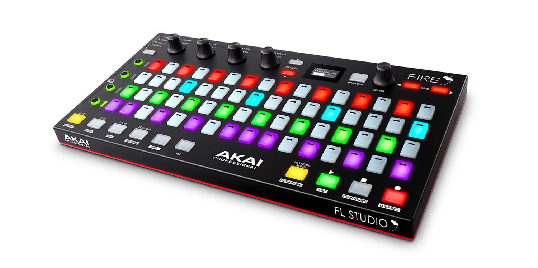 AKAI PROFESSIONALFire【Performance Controller for FL Studio】【送料無料】