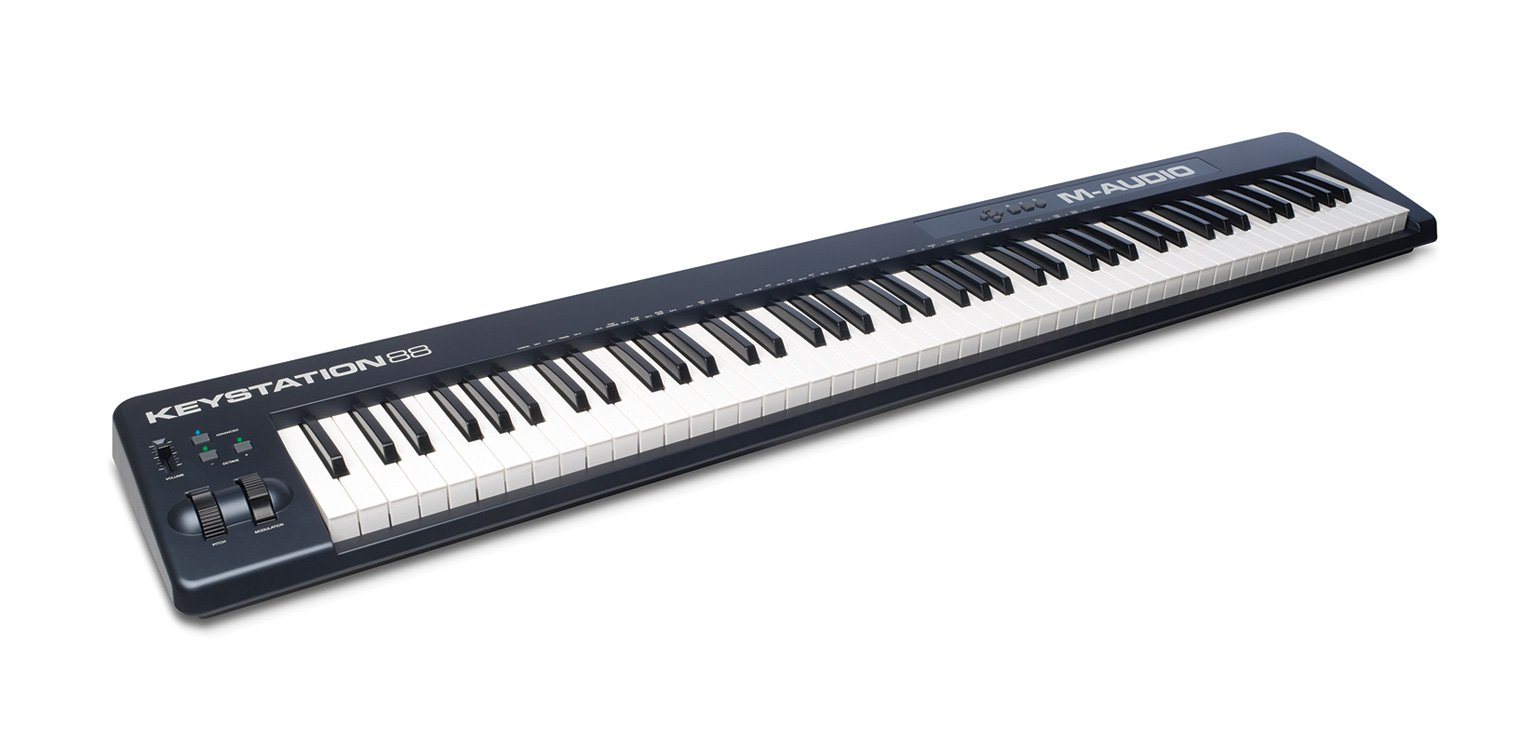 M-AudioKeystation 88【88 Key MIDI Controller】【送料無料】