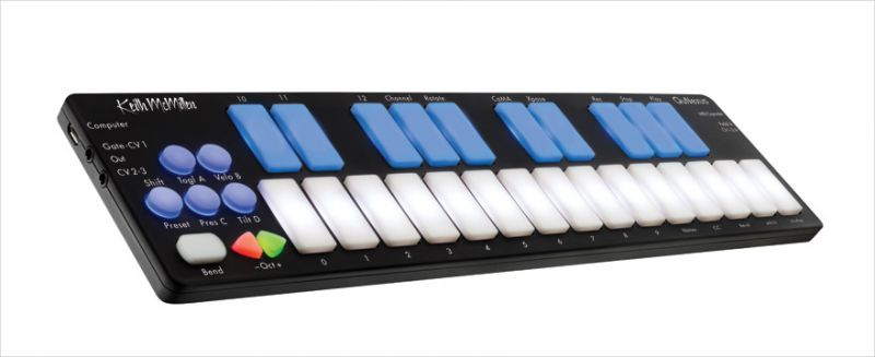 Keith Mcmillen Qu Nexus【MIDIコントローラ】【スマートセンサー】【キーボードコントローラ】【送料無料】