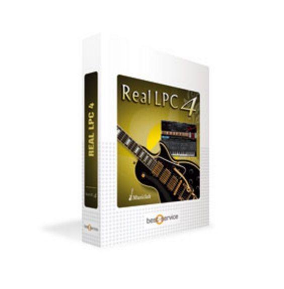 MUSIC LAB REAL STRAT 4 /BOX 【DAWソフト】【ストラトキャスター音源ソフト】【送料無料】