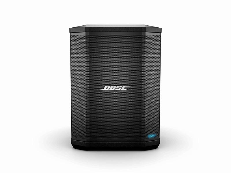 Bose S1 Pro Multi-Position PA systemモバイルバッテリー付き【PAシステム】【60W】【ポータブルPA スピーカー】【フロアモニター】【送料無料】