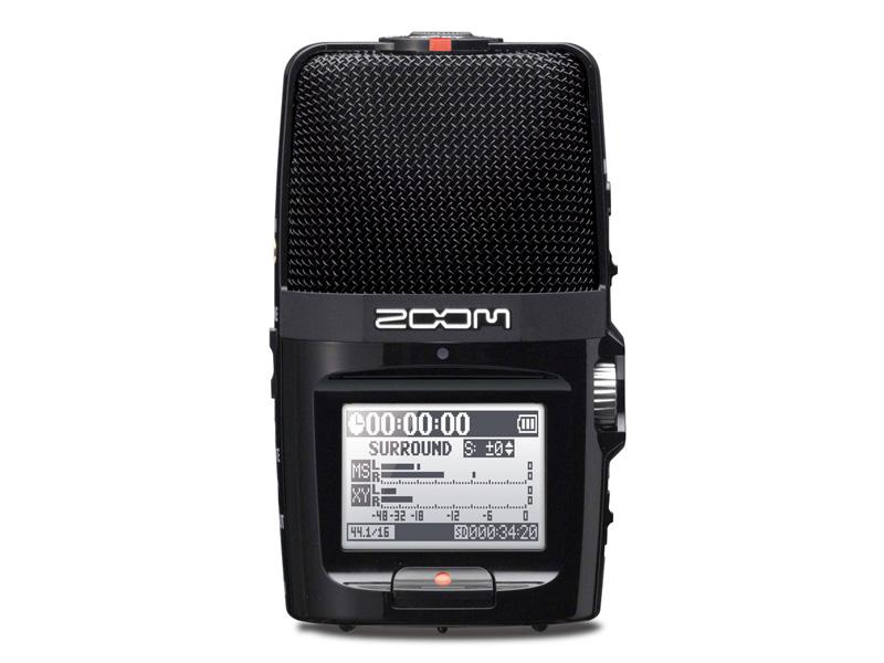 ZOOMH2nH2next Handy Recorder【送料無料】
