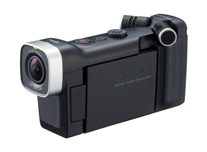 ZOOMQ4n【Q4N】Handy Video Recorder【送料無料】