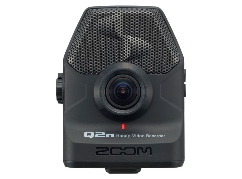 ZOOM Q2n【Q2N】Handy Video Recorder 【ハンディビデオ・レコーダー】【送料無料】