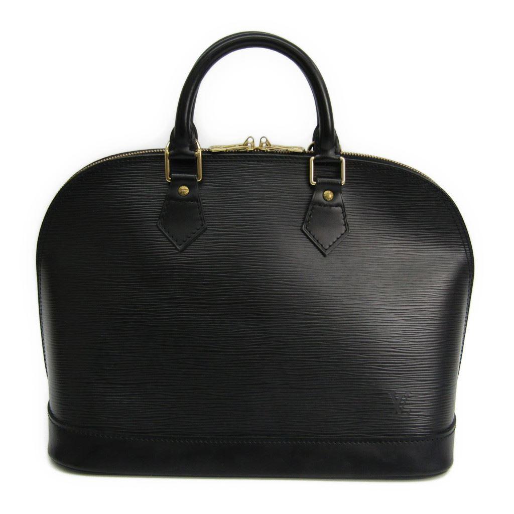 ルイ・ヴィトン(Louis Vuitton) エピ アルマ M52142 レディース ハンドバッグ ノワール 【中古】