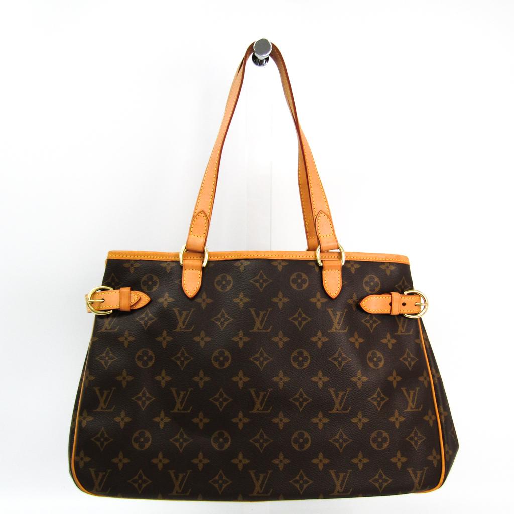 ルイ・ヴィトン(Louis Vuitton) モノグラム バティニョール・オリゾンタル M51154 ショルダーバッグ モノグラム 【中古】