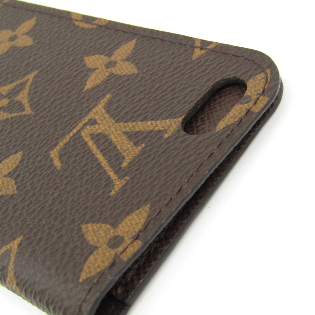 sale retailer 8a0e0 a0489 Case iPhone 5 SE-adaptive monogram IPHONE5, folio M61900 with the Louis  Vuitton (Louis Vuitton) monogram monogram notebook type / card case