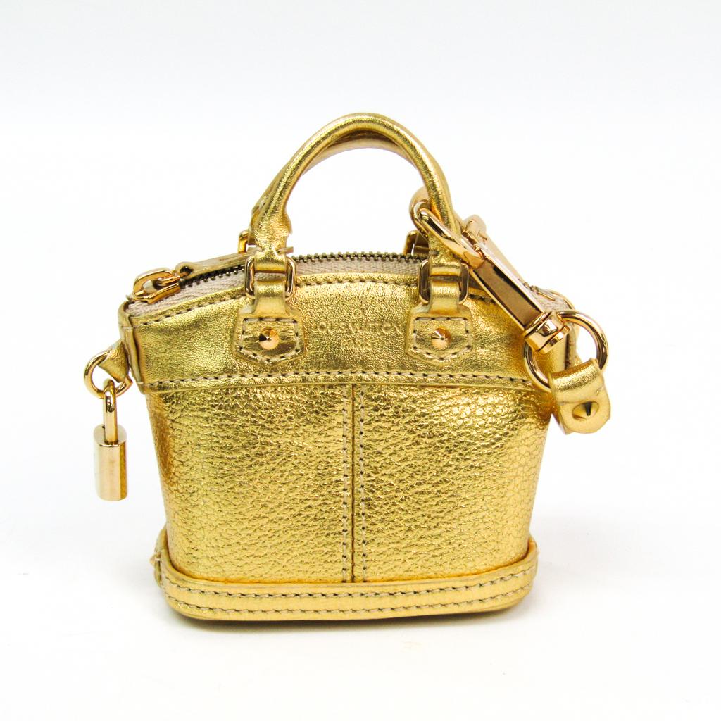 ルイヴィトン(Louis Vuitton) キーホルダー (オール) ミニ・ロックイット 【中古】