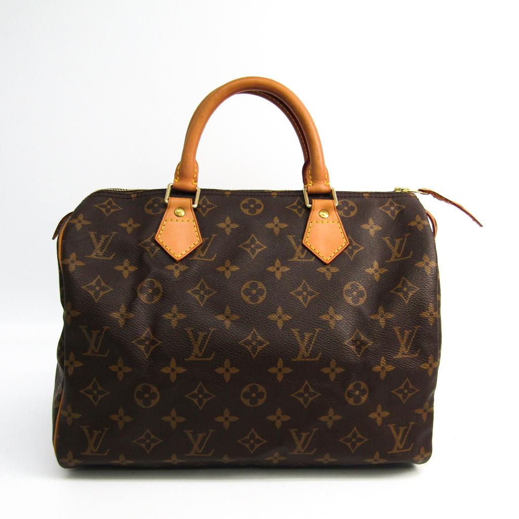 ルイヴィトン(Louis Vuitton) モノグラム スピーディ30 M41526 ハンドバッグ モノグラム 【中古】
