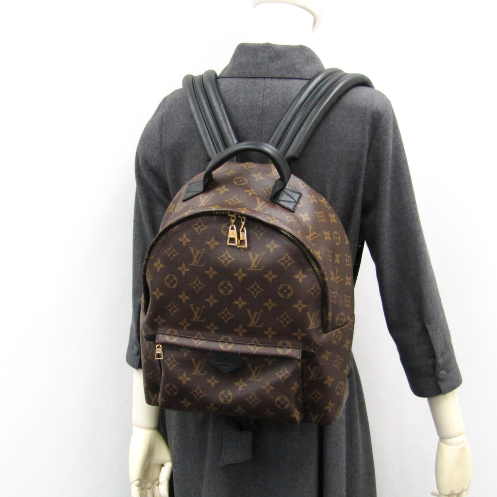 d1fc2a5e8a86 Louis Vuitton (Louis Vuitton) monogram Palm Springs backpack MM M41561  rucksack monogram