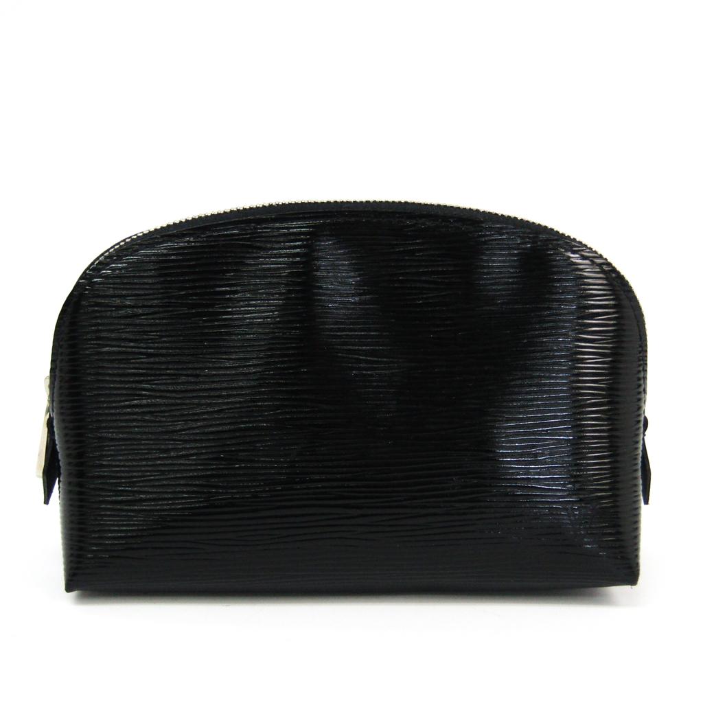 ルイヴィトン(Louis Vuitton) エピ・エレクトリック ポシェット・コスメティック M4064N ポーチ ノワール 【中古】
