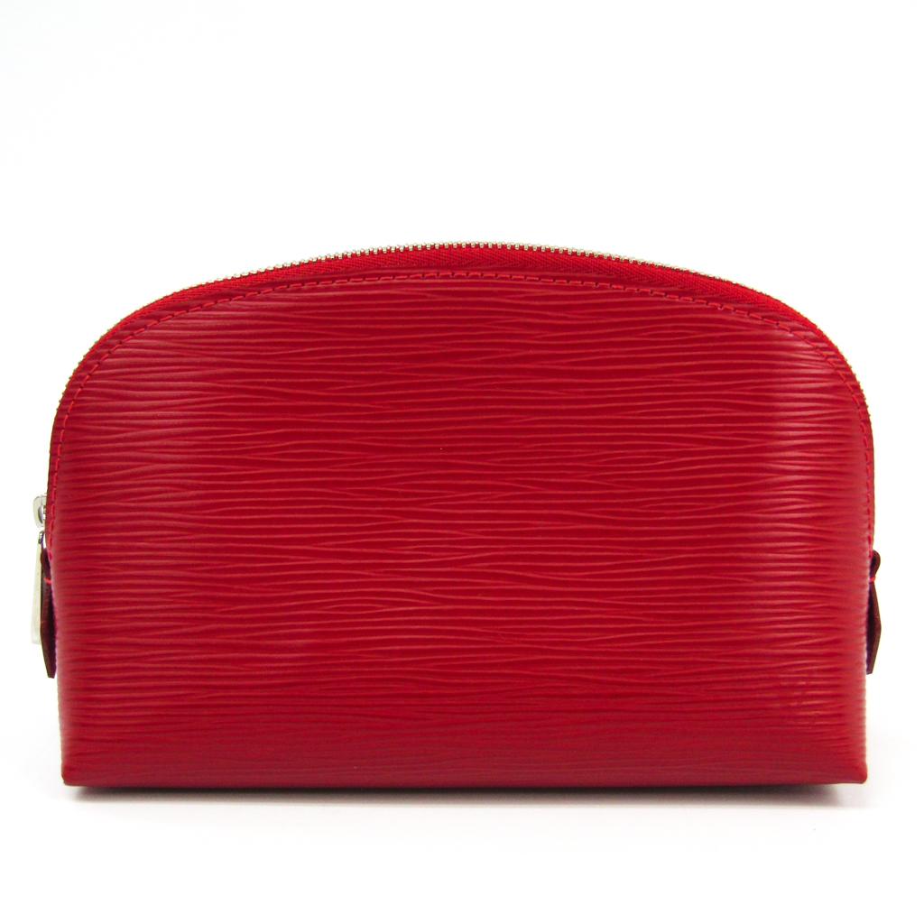 ルイヴィトン(Louis Vuitton) エピ ポシェット・コスメティック M41114 レディース ポーチ コクリコ 【中古】