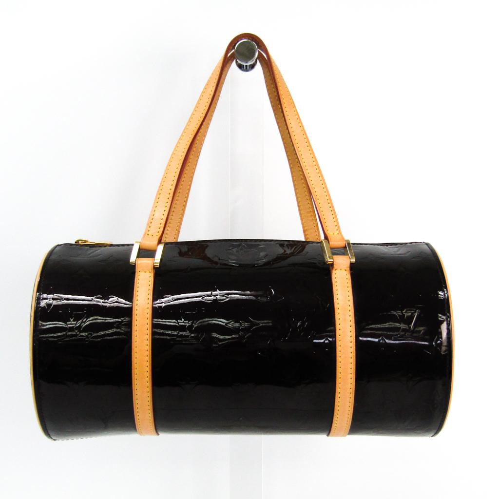 ルイ・ヴィトン(Louis Vuitton) モノグラムヴェルニ ベッドフォード M91996 レディース ハンドバッグ アマラント 【中古】