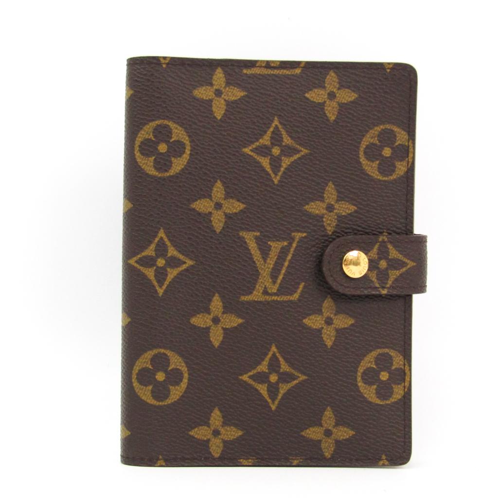 ルイ・ヴィトン(Louis Vuitton) モノグラム 手帳 モノグラム アジェンダPM R20005 【中古】