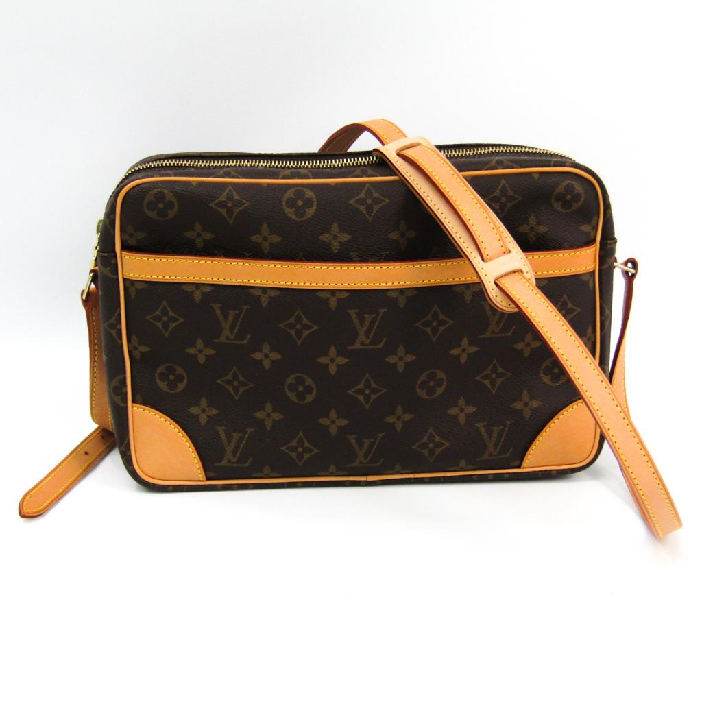 ルイ・ヴィトン(Louis Vuitton) モノグラム トロカデロGM M51272 ショルダーバッグ モノグラム 【中古】