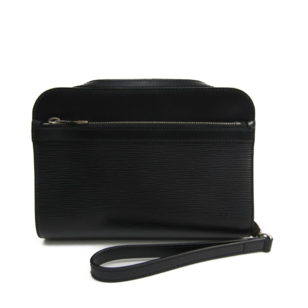 ルイ・ヴィトン(Louis Vuitton) エピ オシュ M59362 メンズ クラッチバッグ ノワール 【中古】