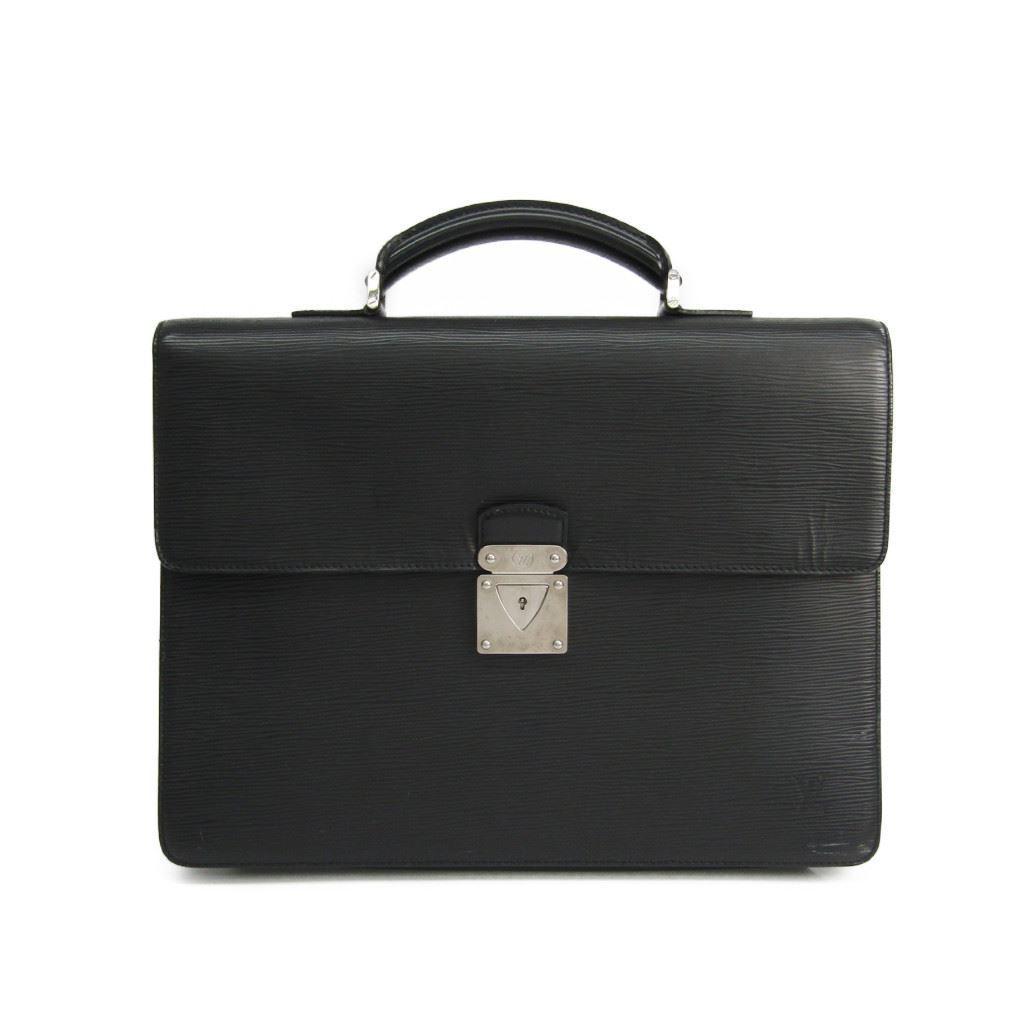 ルイヴィトン(Louis Vuitton) エピ ラギート M54552 メンズ ブリーフケース ノワール 【中古】
