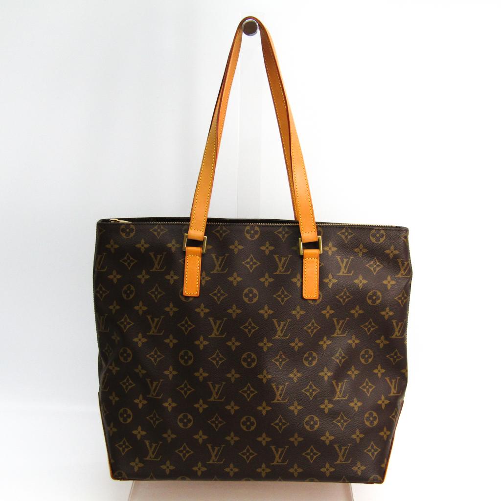 ルイヴィトン(Louis Vuitton) モノグラム カバ・メゾ M51151 トートバッグ モノグラム 【中古】