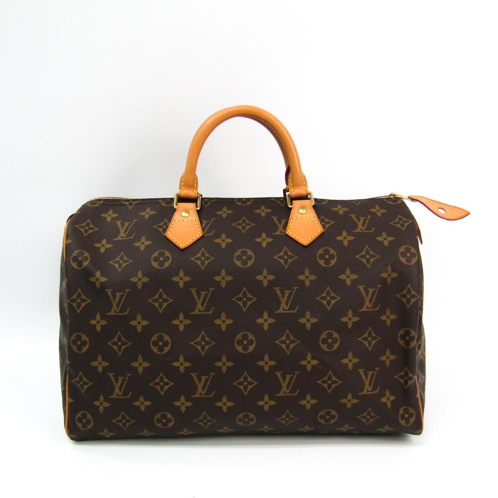 ルイヴィトン(Louis Vuitton) モノグラム スピーディ35 M41524 ハンドバッグ モノグラム 【中古】