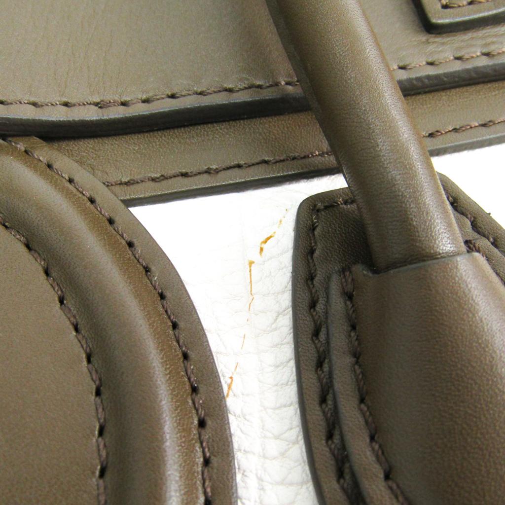 1074bb51df3d eLADY  Celine (Celine) luggage nano shopper 168243 Lady s leather ...