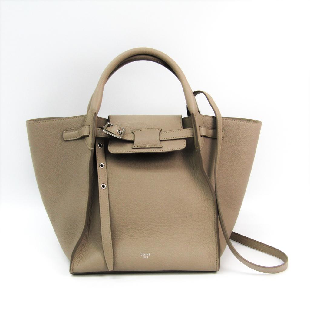 Celine Bag Small 183313a4u 18lt Lady S Leather Handbag Beige