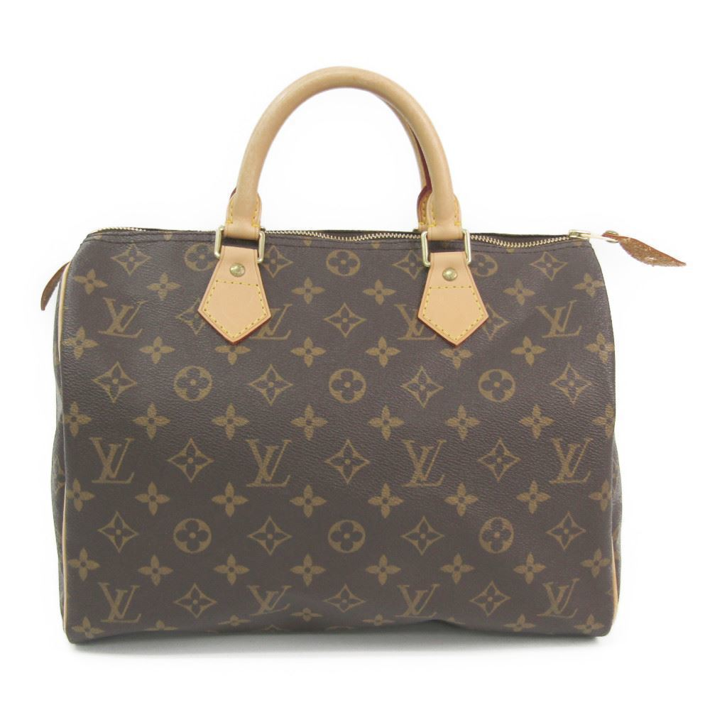 ルイヴィトン(Louis Vuitton) モノグラム スピーディ30 M41526 レディース ハンドバッグ モノグラム 【中古】