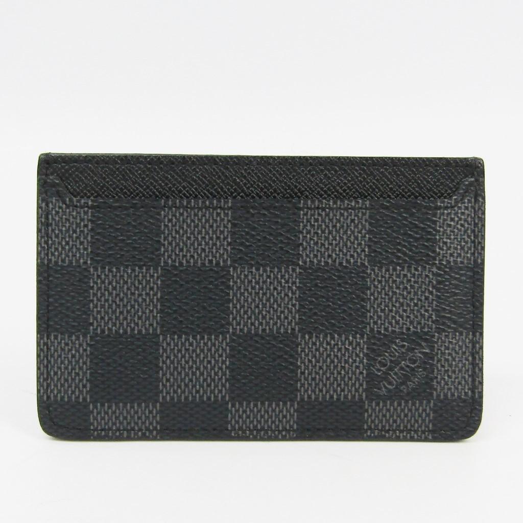 ルイヴィトン(Louis Vuitton) ダミエグラフィット ダミエグラフィット カードケース ダミエ・グラフィット ネオポルトカルト N62666 【中古】