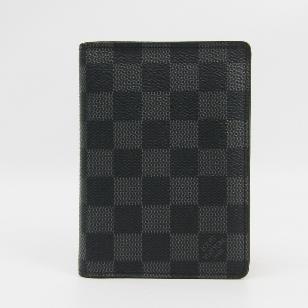 ルイ・ヴィトン(Louis Vuitton) ダミエ・グラフィット ポルトフォイユ レギュラー N61226 メンズ ダミエグラフィット 財布(二つ折り) ダミエ・グラフィット 【中古】