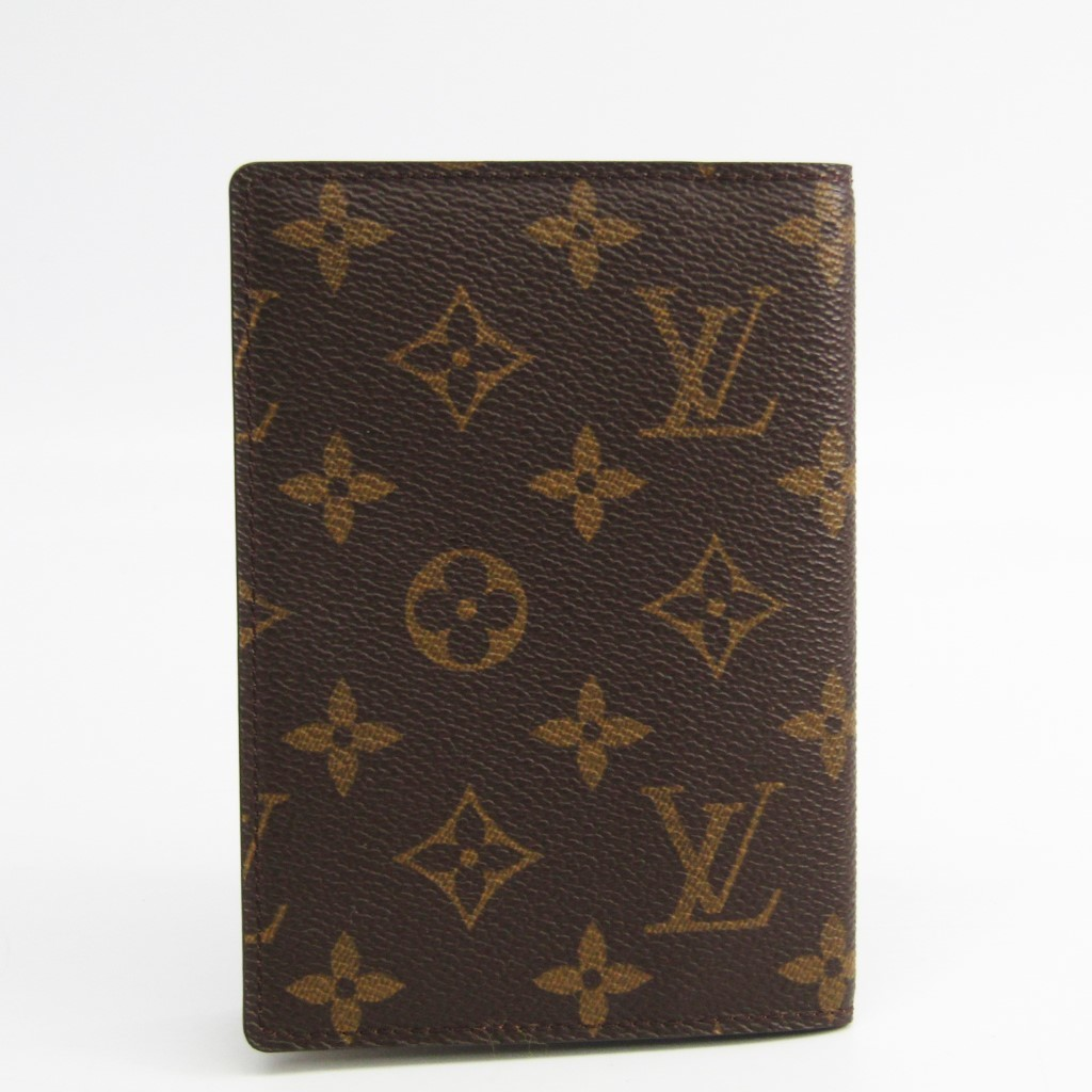 ルイ・ヴィトン(Louis Vuitton) モノグラム モノグラム パスポートケース モノグラム クーヴェルテュール・パスポール M60180 【中古】