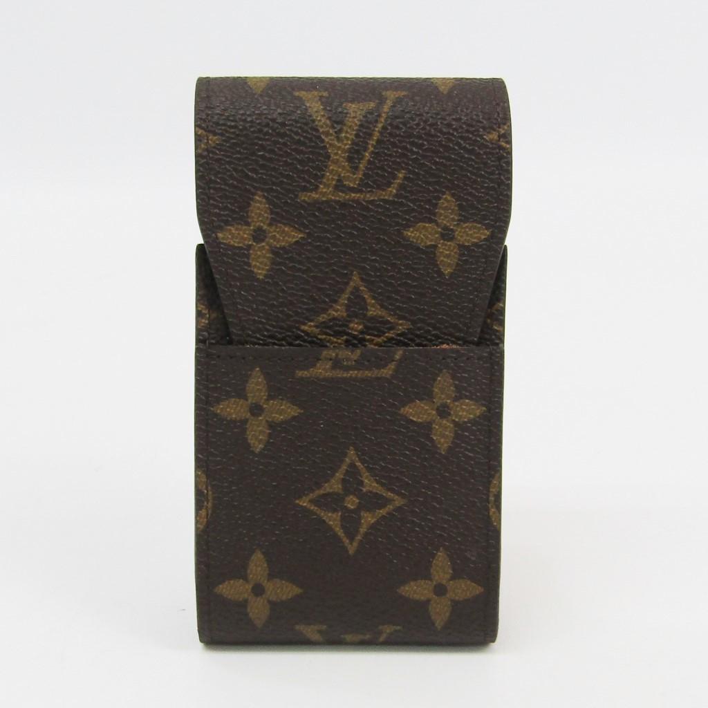 【本物新品保証】 ルイヴィトン(Louis Vuitton) タバコケース M63024 モノグラム モノグラム エテュイ モノグラム・シガレット M63024 Vuitton)【中古】, e-プライス:b98e7918 --- konecti.dominiotemporario.com