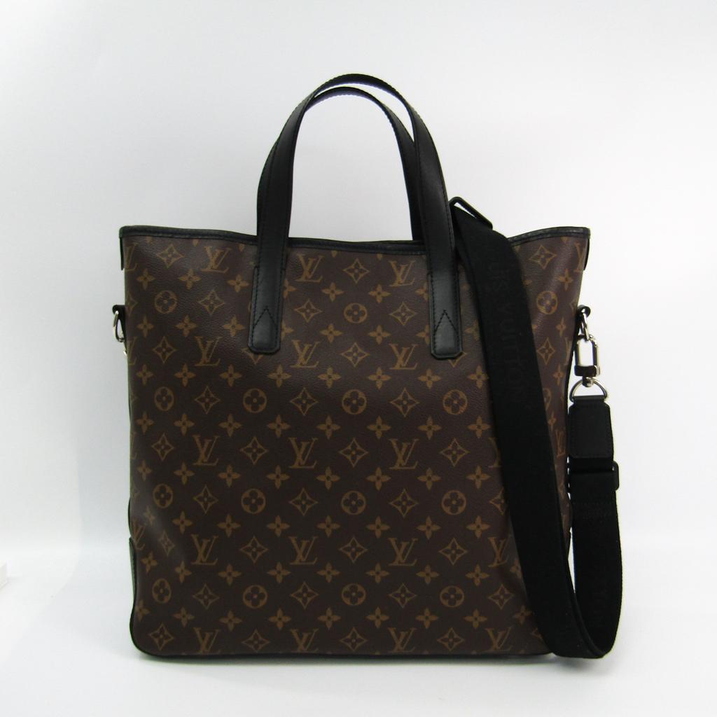 ルイ・ヴィトン(Louis Vuitton) モノグラム・マカサー デイヴィス M56708 メンズ トートバッグ モノグラム・マカサー 【中古】