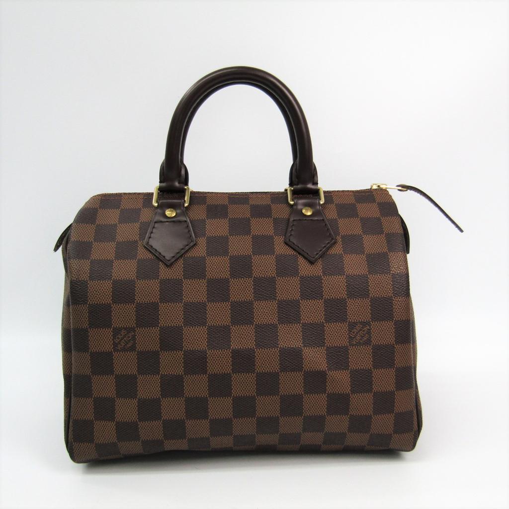 ルイヴィトン(Louis Vuitton) ダミエ スピーディ25 N41532 レディース ハンドバッグ エベヌ 【中古】