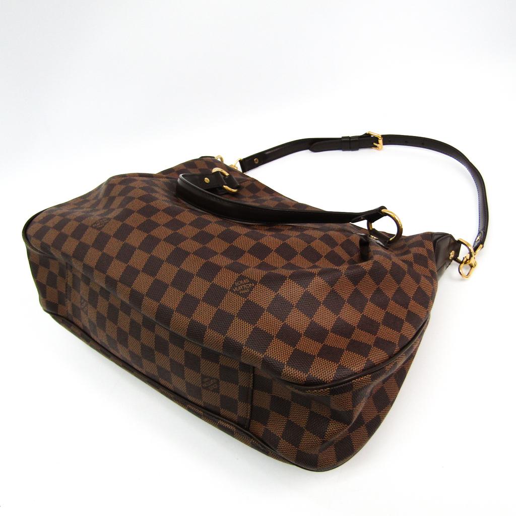 be819392941c ルイ・ヴィトン(Louis Vuitton) ダミエ イーヴォラMM N41131 ショルダーバッグ エベヌ 【中古】