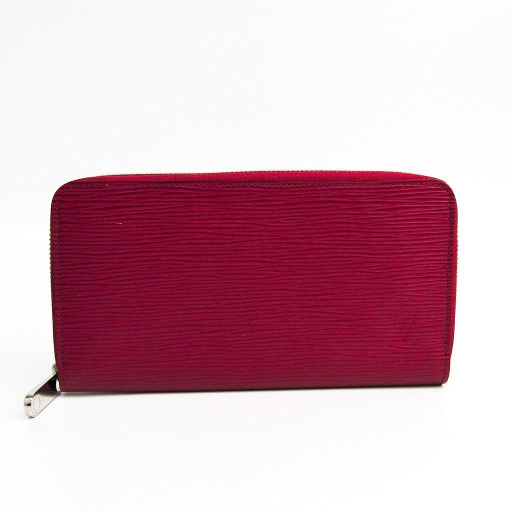 ルイヴィトン(Louis Vuitton) エピ ジッピー・ウォレット M60305 レディース エピレザー 長財布(二つ折り) フューシャ 【中古】
