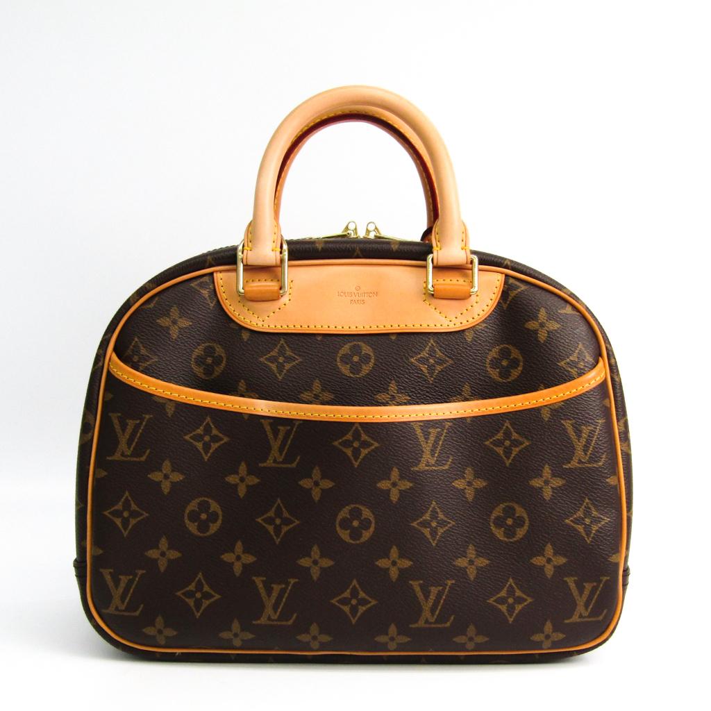 ルイヴィトン(Louis Vuitton) モノグラム トゥルーヴィル M42228 ハンドバッグ モノグラム 【中古】