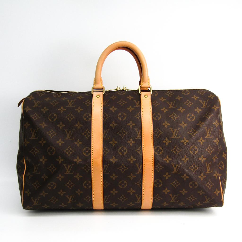 ルイヴィトン(Louis Vuitton) モノグラム キーポル45 M41428 ボストンバッグ モノグラム 【中古】