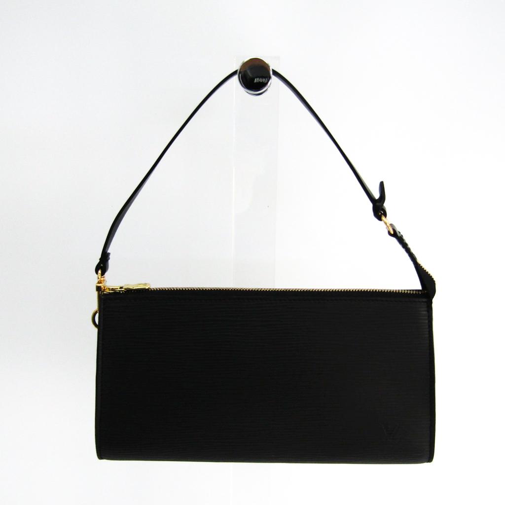 ルイヴィトン(Louis Vuitton) エピ ポシェット・アクセソワール21 M52952 ハンドバッグ ノワール 【中古】