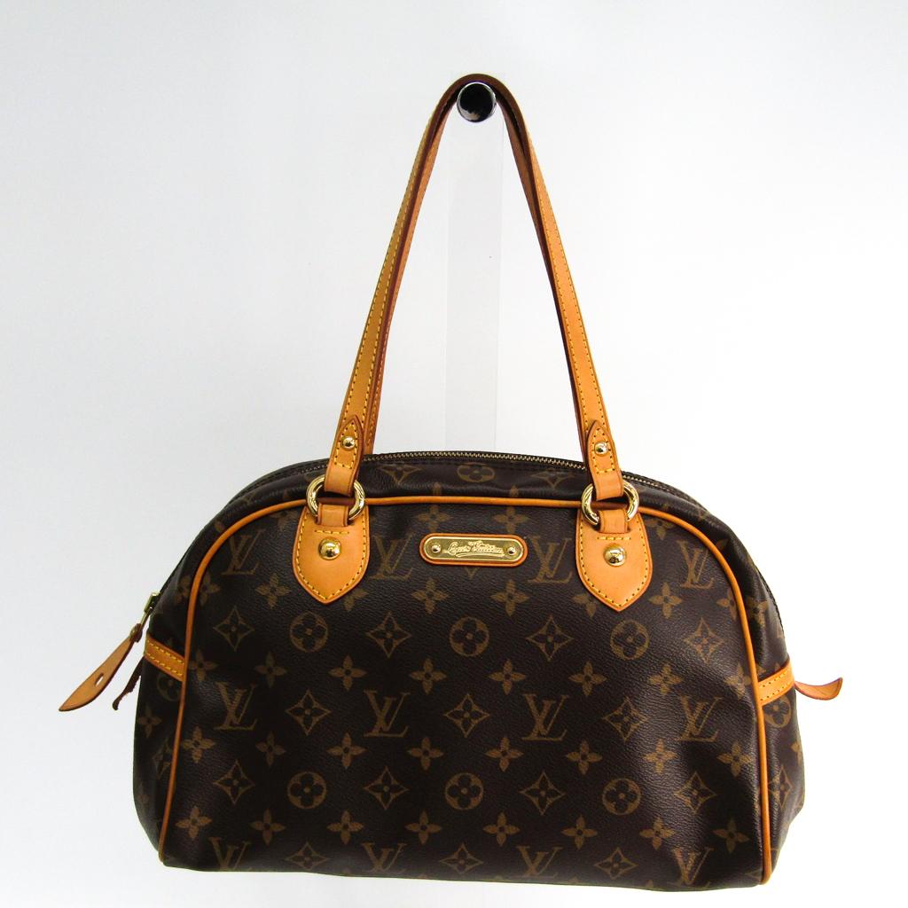 ルイヴィトン(Louis Vuitton) モノグラム モントルグイユPM M95565 ボストンバッグ モノグラム 【中古】