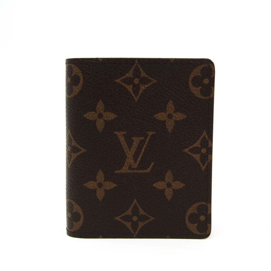 ルイ・ヴィトン(Louis Vuitton) モノグラム ポルトフォイユ・マジェラン M60045 ユニセックス モノグラム 中財布(二つ折り) モノグラム 【中古】