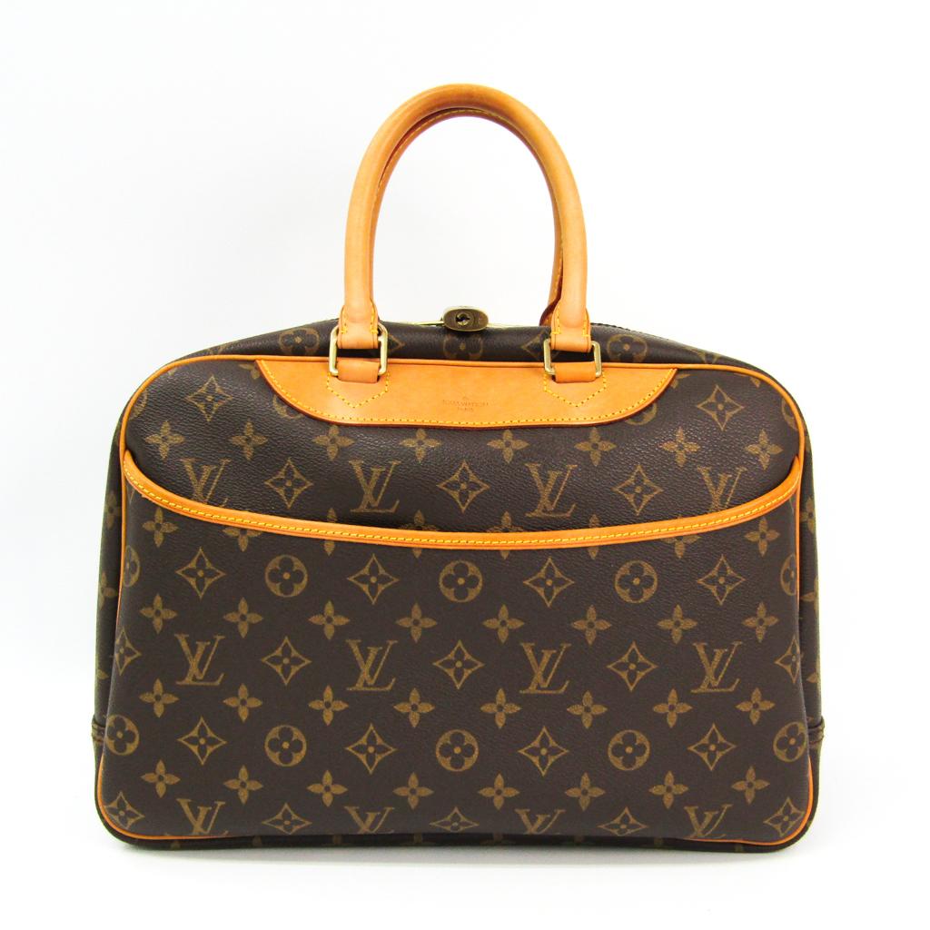 ルイヴィトン(Louis Vuitton) モノグラム ドーヴィル M47270 ハンドバッグ モノグラム 【中古】