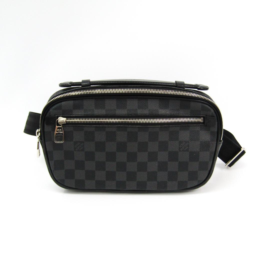 ルイヴィトン(Louis Vuitton) ダミエ・グラフィット アンブレール N41289 ウエストバッグ 【中古】