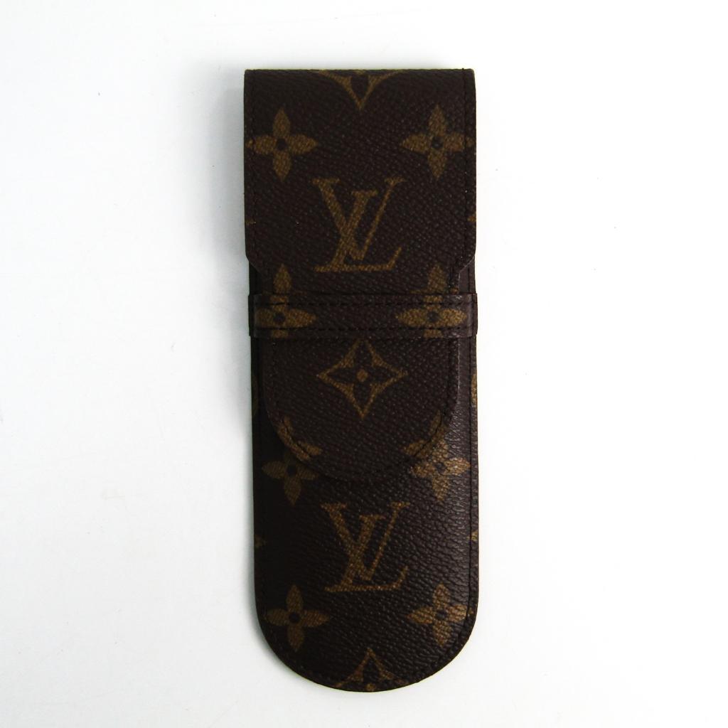 ルイヴィトン(Louis Vuitton) モノグラム モノグラム ペンケース (モノグラム) エテュイスティロ M62990 【中古】