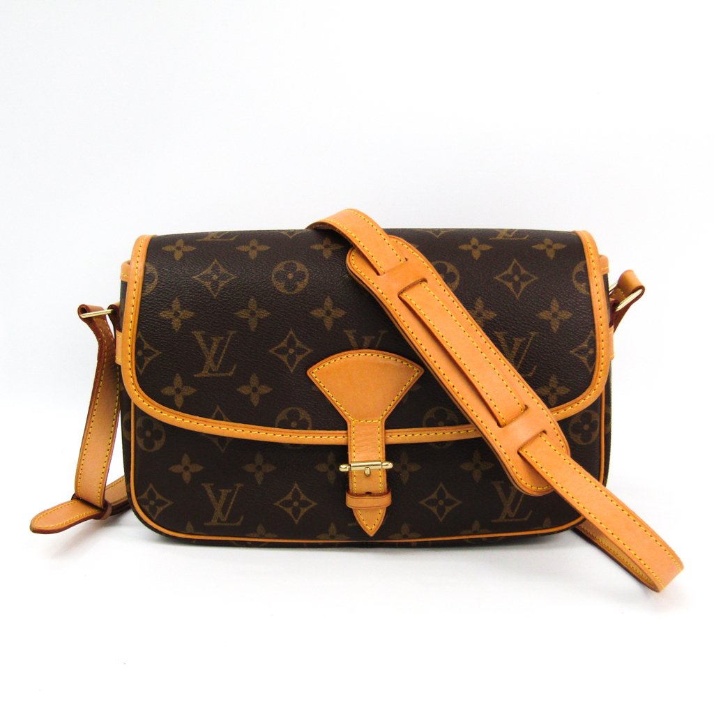 ルイヴィトン(Louis Vuitton) モノグラム ソローニュ M42250 レディース ショルダーバッグ モノグラム 【中古】