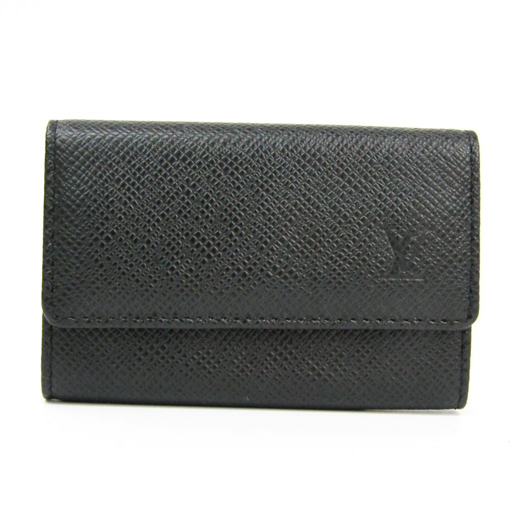 ルイ・ヴィトン(Louis Vuitton) タイガ メンズ タイガ キーケース アルドワーズ M30532 ミュルティクレ6 【中古】