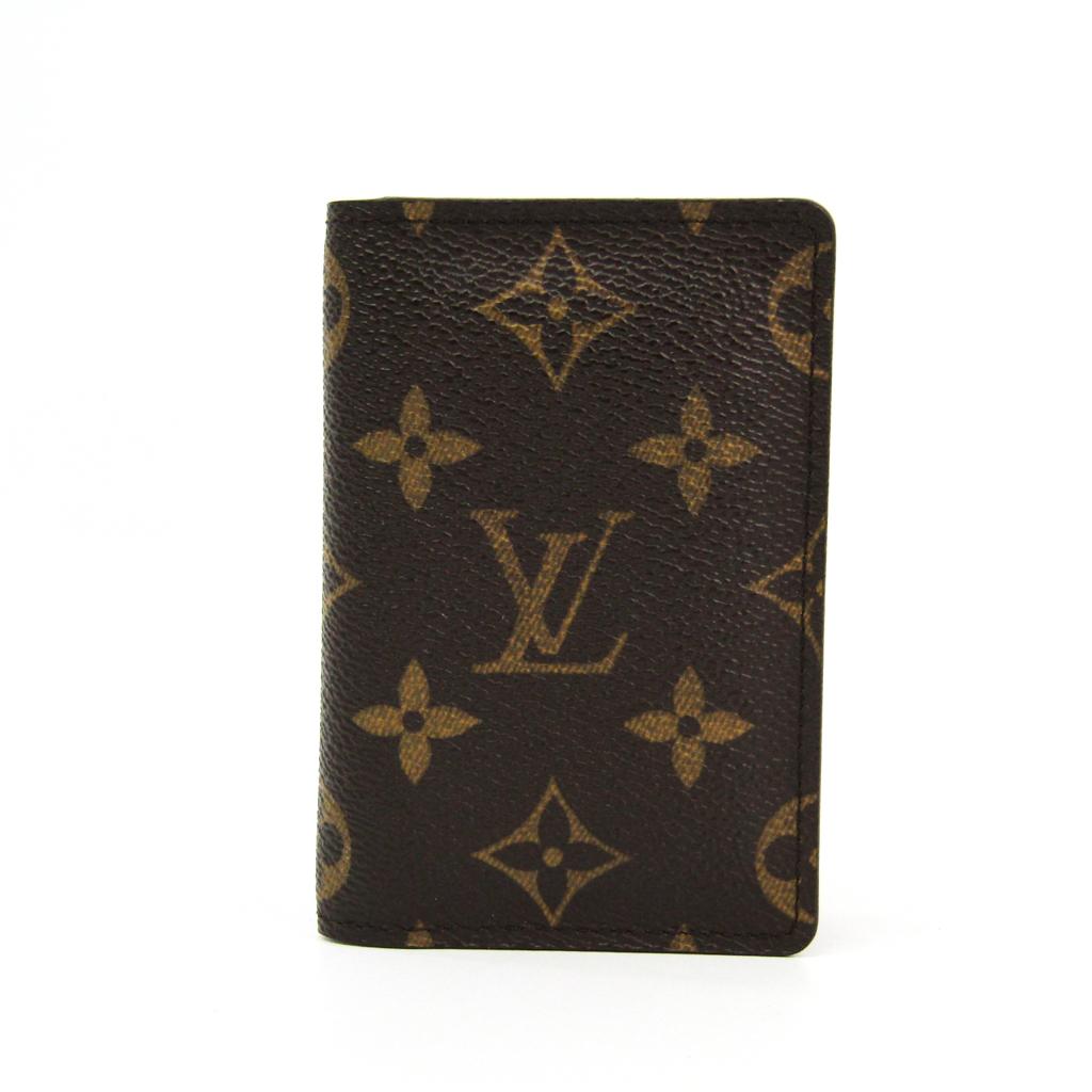 ルイ・ヴィトン(Louis Vuitton) モノグラム モノグラム カードケース モノグラム オーガナイザー・ドゥ ポッシュ M61732 【中古】
