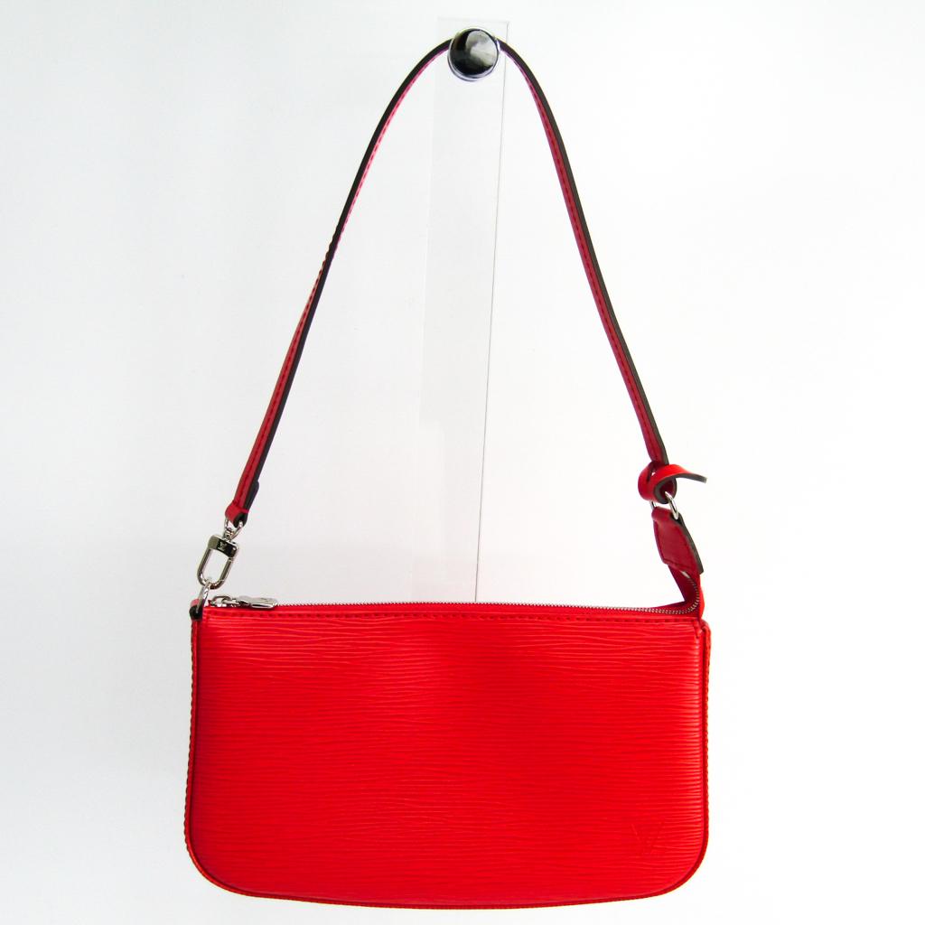 ルイ・ヴィトン(Louis Vuitton) エピ ポシェット・アクセソワール M41157 レディース ハンドバッグ コクリコ 【中古】