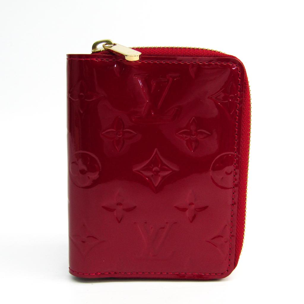 209001d72c63 ルイ・ヴィトン(Louis Vuitton) モノグラムヴェルニ アジェンダウォレット R21027 レディース モノグラムヴェルニ 財布