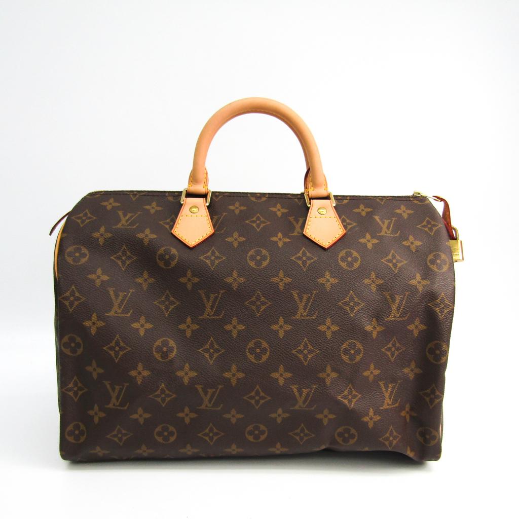 ルイ・ヴィトン(Louis Vuitton) モノグラム スピーディ35 M41524 ハンドバッグ モノグラム 【中古】