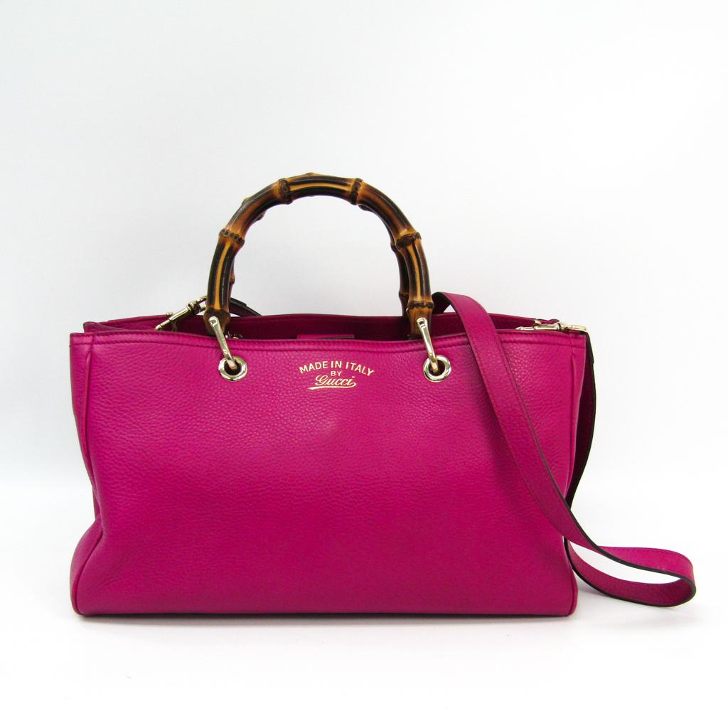 9afc1793486 eLADY  Gucci (Gucci) bamboo shopper medium 323660 Lady s leather ...